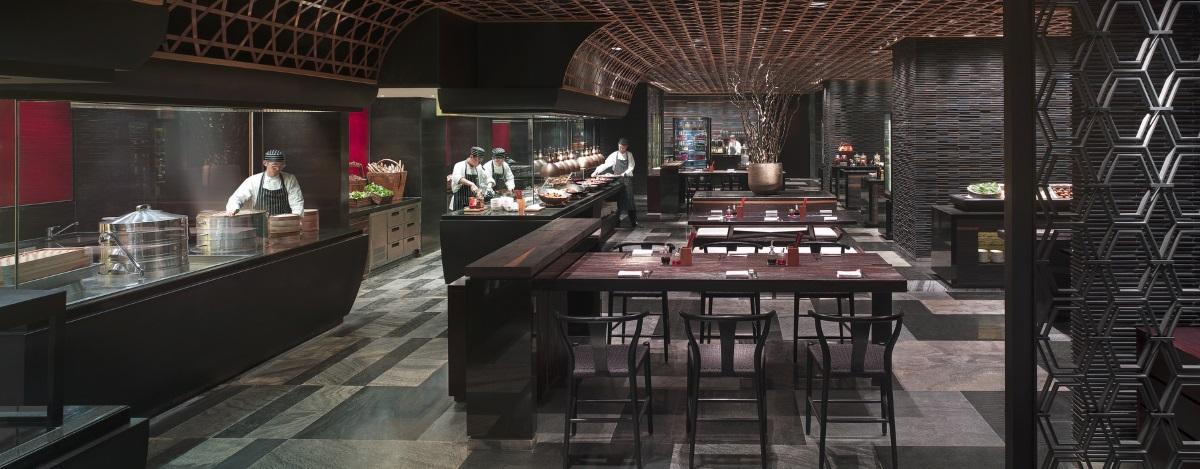 Luxury hotel in wangfujing new world beijing hotel for Cloud kitchen beijing