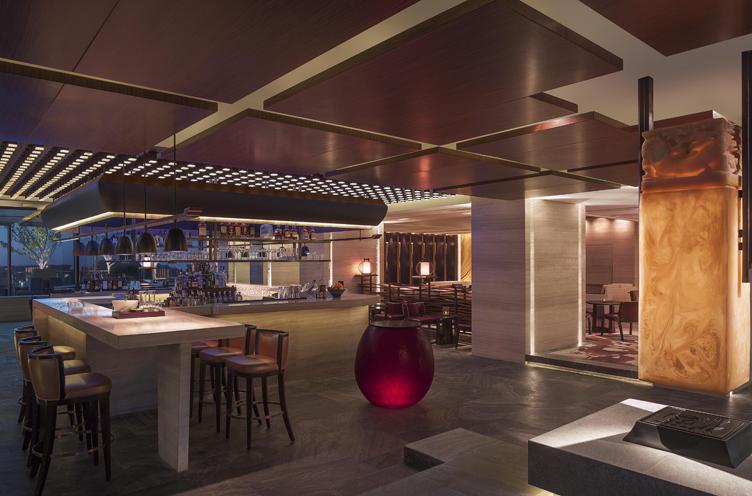 Hotel buffet international cuisine in beijing peking for Cloud kitchen beijing