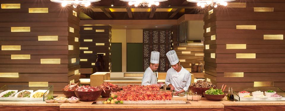 international cuisine in makati