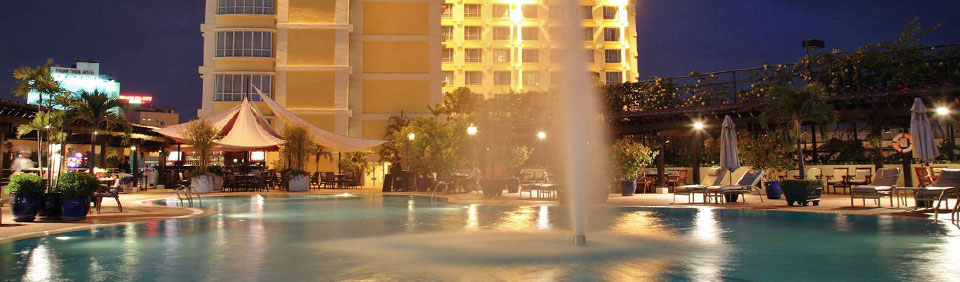 hotel leisure in saigon